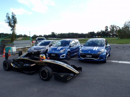 Gamme Renault Sport
