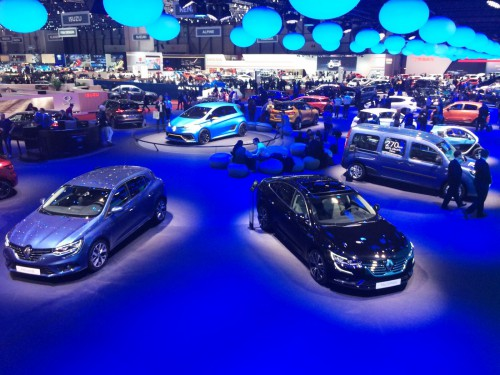 Salon international de l'automobile 2017