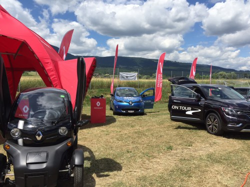 Renault Passion on Tour - 24-25.06.2017