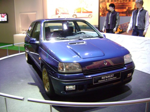 Clio Williams... sans commentaire!!!